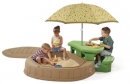 Naturally Playful Summertime Play Center