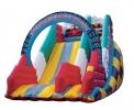 Inflatable slide Formula 1