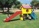 Colorful Plastic Playhouse