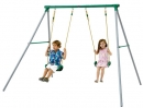 Sedna II Metal Swing Set
