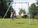 TP Double Giant Swing Frame