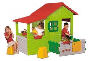 My floralie house Step2 Πλαστικά Παιχνίδια