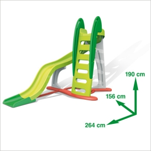 Slide Toboggan U Turn