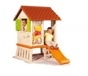 Playhouse with Slide WINNIE Step2 Πλαστικά Παιχνίδια