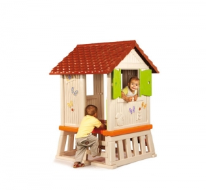 Playhouse with Slide WINNIE - Step2 Πλαστικά Παιχνίδια