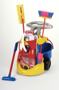 Cleaning trolley CASA MIA Step2 Πλαστικά Παιχνίδια