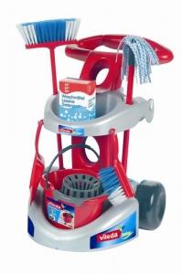 Cleaning trolley VILEDA  Step2 Πλαστικά Παιχνίδια