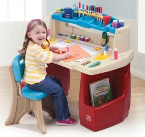 Deluxe Art Master Desk  Step2 Πλαστικά Παιχνίδια