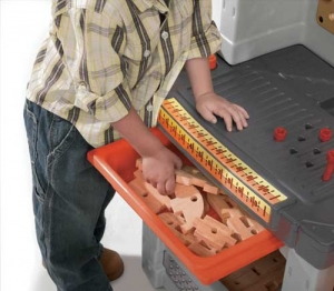 Deluxe Workshop - Step2 Πλαστικά Παιχνίδια
