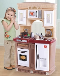 LifeStyle™ Fresh Accents Kitchen Step2 Πλαστικά Παιχνίδια