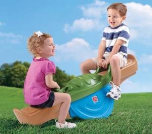 Play up Teeter Totter  Step2 Πλαστικά Παιχνίδια