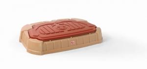 Naturally Playful® Little Dunes Sandbox - Step2 Πλαστικά Παιχνίδια