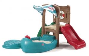 Dockside Sandbox & Climber - Step2 Πλαστικά Παιχνίδια