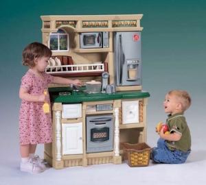 LIfe style Custom Kitchen  - Step2 Πλαστικά Παιχνίδια