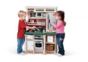 LIfe style Custom Kitchen  Step2 Πλαστικά Παιχνίδια