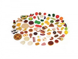 101-pc Play Food Assortment Step2 Πλαστικά Παιχνίδια