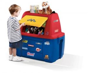 Speedway Storage Chest Step2 Πλαστικά Παιχνίδια