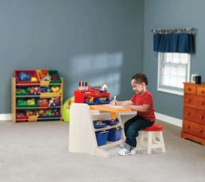 Flip & Doodle Easel Desk - Step2 Πλαστικά Παιχνίδια