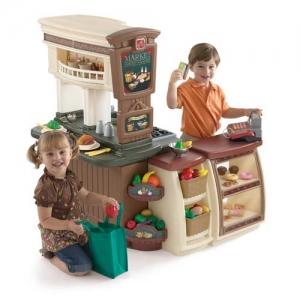 Fresh Market Kitchen - Step2 Πλαστικά Παιχνίδια