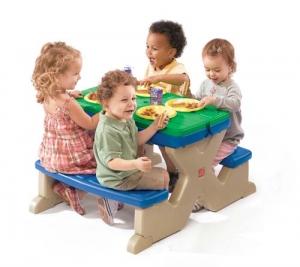 Picnic Play Table  - Step2 Πλαστικά Παιχνίδια