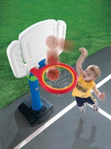 Double Play™ Basketball & Football Set™ - Step2 Πλαστικά Παιχνίδια