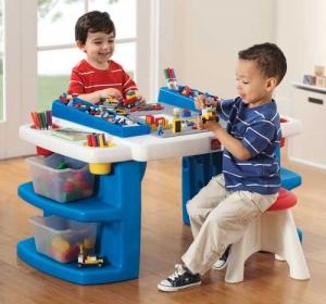 Build & Store Block & Activity Table Step2 Πλαστικά Παιχνίδια