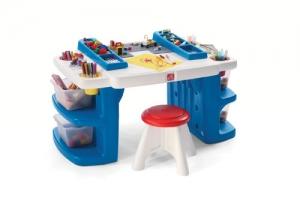 Build & Store Block & Activity Table - Step2 Πλαστικά Παιχνίδια