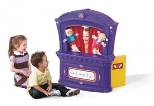 Puppet Theater  Step2 Πλαστικά Παιχνίδια
