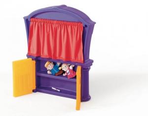 Puppet Theater  - Step2 Πλαστικά Παιχνίδια