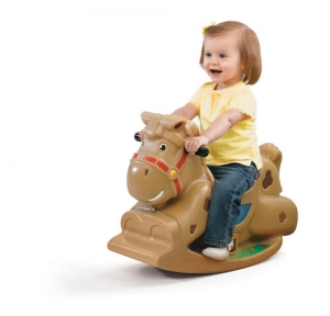 Patches the Rocking Horse Step2 Πλαστικά Παιχνίδια