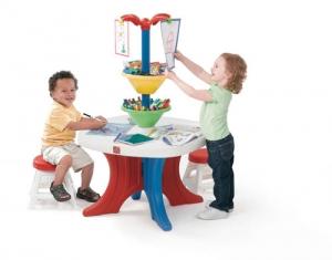All Around Art Tower™ Step2 Πλαστικά Παιχνίδια