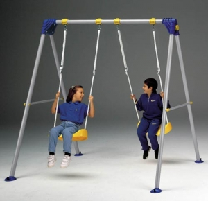 Garden Maxi Swing with two seats Step2 Πλαστικά Παιχνίδια