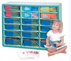 Cubby Storage Step2 Πλαστικά Παιχνίδια