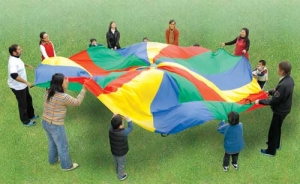 600cm Parachutte Step2 Πλαστικά Παιχνίδια