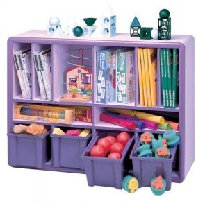 Sectional Storage Cabinet Step2 Πλαστικά Παιχνίδια