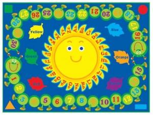 Sun & Warms Carpet Step2 Πλαστικά Παιχνίδια