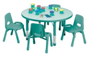 Round Table 90cm or 120cm Step2 Πλαστικά Παιχνίδια