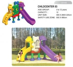 Kids Center 3  Step2 Πλαστικά Παιχνίδια