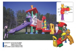 Kids Center 4 Step2 Πλαστικά Παιχνίδια