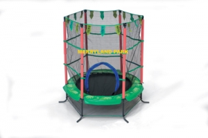Trampoline for Kids with net  Step2 Πλαστικά Παιχνίδια